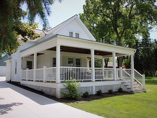 Charming Updated Home in Green Lake; Wraparound Porch with views of Green Lake