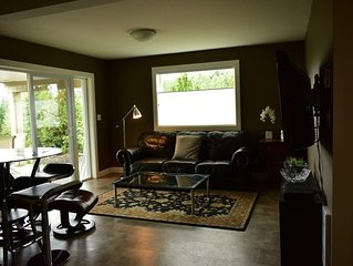 Executive Suite with commanding views