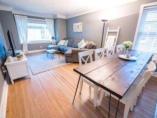Bright & Beautiful 4 Bedroom Home