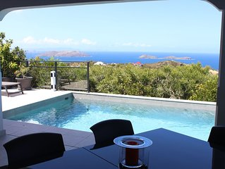 !!MARCH 24th-APRIL 01st, 2020 OPEN!! Villa Alouette. Amazing view, Heated Pool!