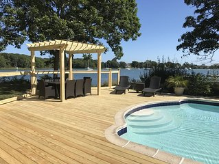 Waterfront Home Plus Separate Cottage
