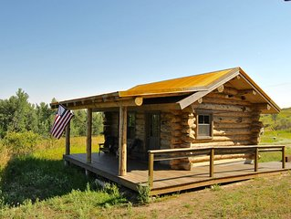 Buffalo Cabin * Paris Montana® on Rock Creek