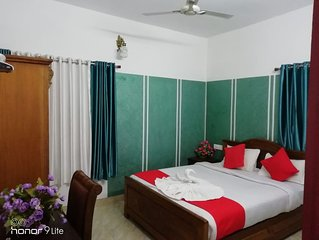 Linten Holiday Resort, Property set in 4.7km from MUNNAR Town 2