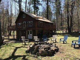 Beautiful Cabin Getaway