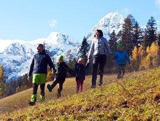 Camp NaturPlac - Camping by the alpine river in Kamnik-Savinja Alps
