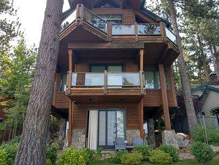 LAKE FRONT HOME WITH SUPER VIEWS, Lake Tahoe Nevada NO DISCOUNTS GIVEN