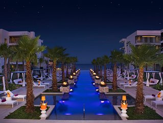 Experience world-class service at Breathless Riviera Cancun Resort & Spa
