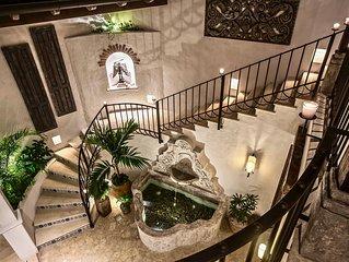 Rare, Romantic, Refined....Oceanfront Villa in Las Catalinas on Playa Dant