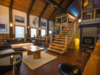 One Of A Kind Vacation Rental Located By The Base Of Boulder Mountain!