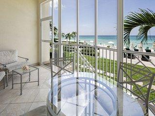 2 Bedroom 2 Bathroom Oceanfront Villa