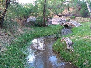 Sedona's Wine Country- peaceful acreage