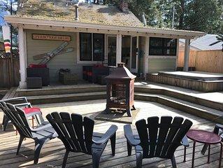 Rustic 3 Bedroom + Loft Cultus Lake Family Cabin