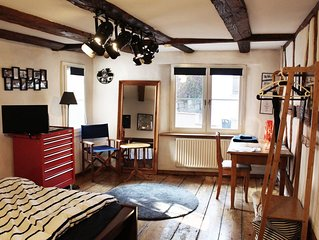Room 'Producer' in the Middle of the Old Town