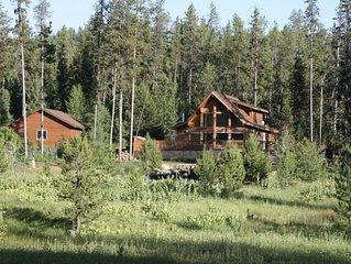 Private Deluxe Family Cabin