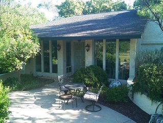Living Spaces Gallery Home located in Oak Creek s green belt near Sedona