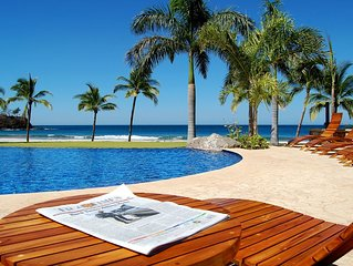 5 Star Luxury White Sand Beachfront Villa in The Palms Private Residence Club