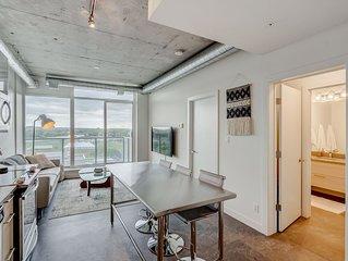 Steps to Stampede-Luxury East Village Condo