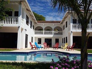 Beachfront Villa Of Dreams
