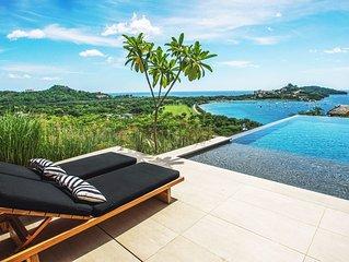 NEW ocean view & infinity pool - Villa MACAPA - Flamingo