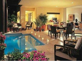 Four Seasons Luxury in a Residence Villa!