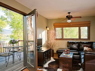 A Beautiful Montana Suite on Yellowstone River