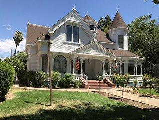 Victorian Queen Anne home
