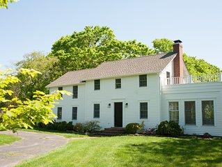 The Blacksmith House - Hamptons summer