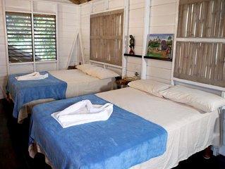 Eco Chic Mountain at Camp Cabarita Resort