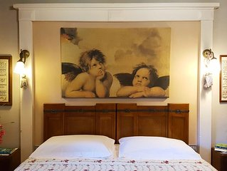 Florentine Hills - Chianti. 200 Excellent Reviews, 21 years Eperience