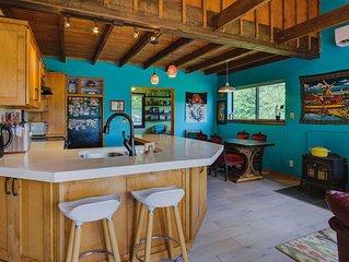 Artist's House / Mtn Views & Yard / Newly Renovated