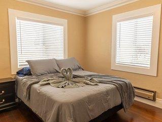 ★ Charming 1-Bedroom, 5-mins to Hayward BART ★