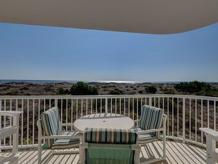 Wrightsville Dunes 1C-B - Ocean front first floor condo with a pool
