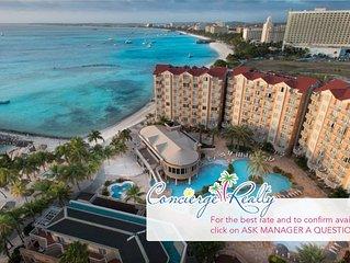One bedroom villa Beach Towers at Divi Phoenix. Best Rates! Reserve Now!