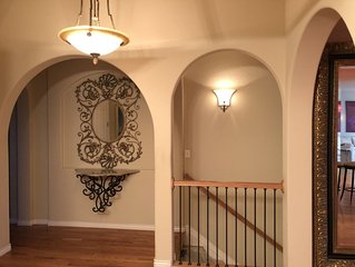 Beautiful Furnished Castle Pines Village Home in Gated Community-24 Hr Security