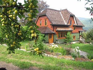BioBio Suite: luxurious eco suite on an organic farm, 10 min from Nelson