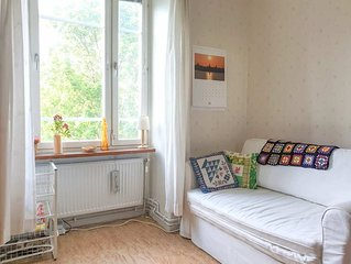 Nice bedroom in Stockholm city