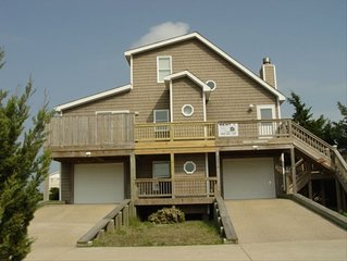 4-Bed House, Elevator, Hot Tub, 100yds to beach, table tennis, PS3, XBox360, Wii