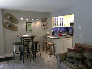Beautifully renovated and ultra clean Killington Vermont Ski Condo