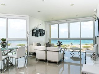 Amazing Large Apartment With 180º Views Of The Ocean