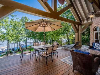 Pointe Lot, Game room,Theater, Near Ritz, Max Dock, Pontoon, Fire Pit