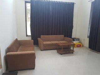 Swastik 3bhk Villa 2 with 2000sft shared lawn