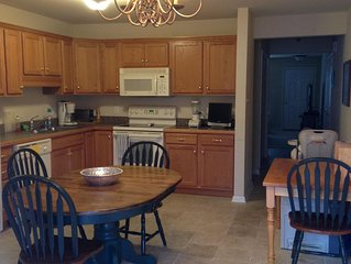 Perfect PSU Townhouse- 3BR/2.5 Bath- Walkable To Beaver Stadium