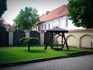 Private Apartment In Vilnius Old Town