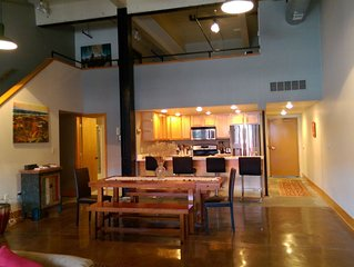 Eastern Market Loft - Monthly Rental