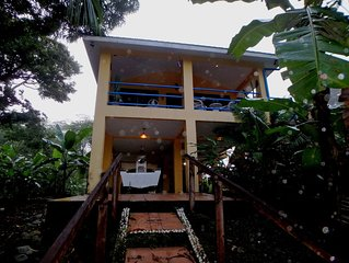 On SIERPE RIVER - VILLA TRANQUILLO...2 beds, 2 baths, fully equipped, incl. A/C