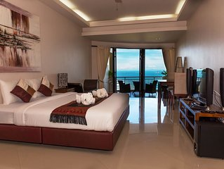 Amazing Panoramic Sea View Apartment in Koh Phangan