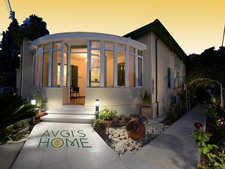 'AVGI'S HOME' :  Neo-Classics House at the Heart of Old LIMASSOL CYPRUS
