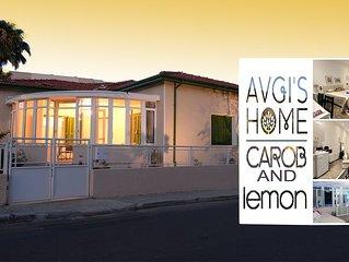'CAROB & LEMON GARDEN APARTMENTS' at 'AVGI'S HOME'