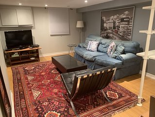 Charming Apartment in Uptown Toronto