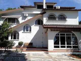 Country Villa Overlooking Adriatic Sea!